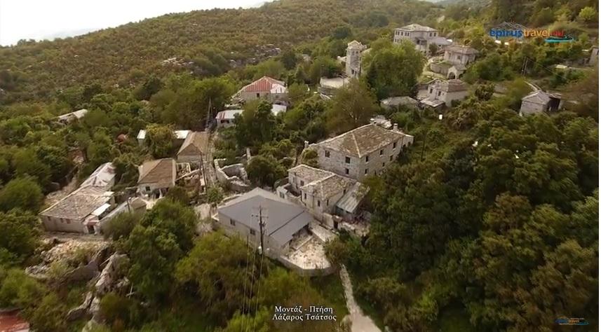 Βραδέτο …Ζαγοροχώρια :Μοναδικό Οδοιπορικό …στο χωριό που ξεπροβάλλει απο τα απότομα βράχια