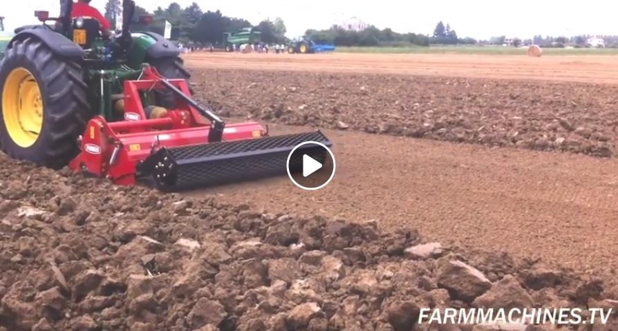 """Το απόλυτο μηχάνημα μετά το αλέτρι,κάνει το χώμα """"αλοιφή""""!"""