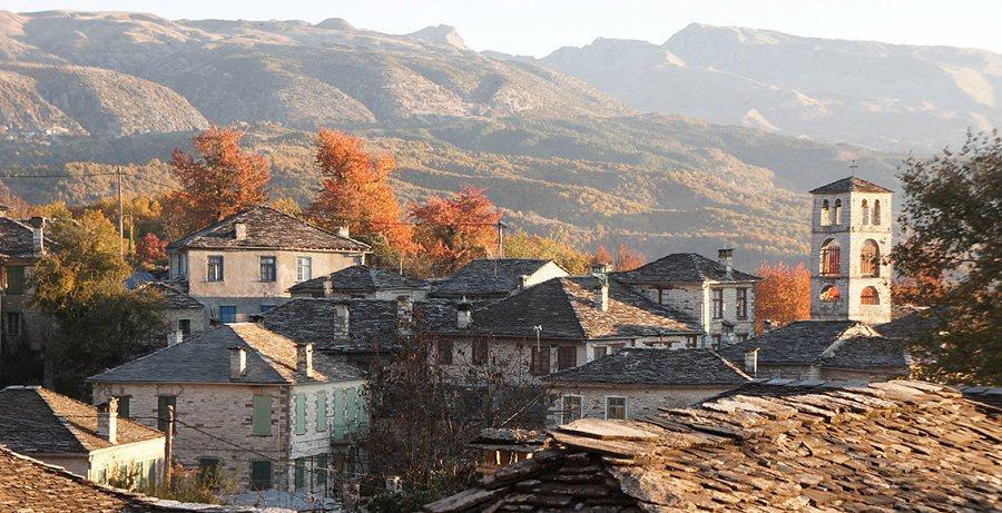 Δίλοφο: Το χωριό με τα ωραιότερα αρχοντικά της Ηπείρου και το ψηλότερο σπίτι του Ζαγορίου!