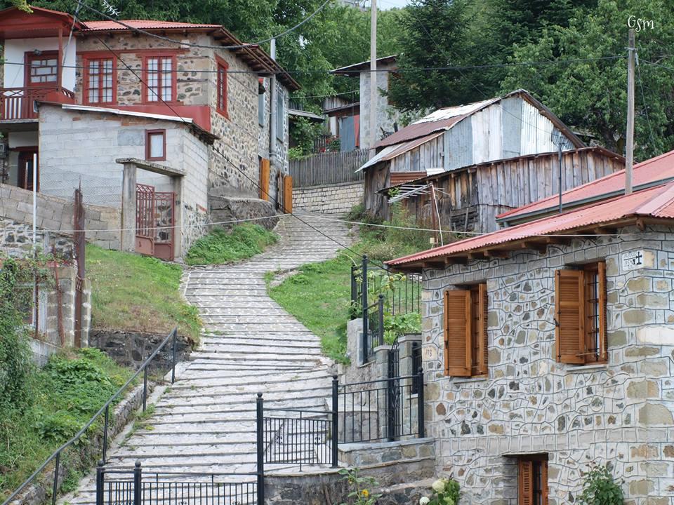 Μηλιά ή Μηλέα Μετσόβου: Ένα ζωντανό βλάχικο ορεινό χωριό της Πίνδου