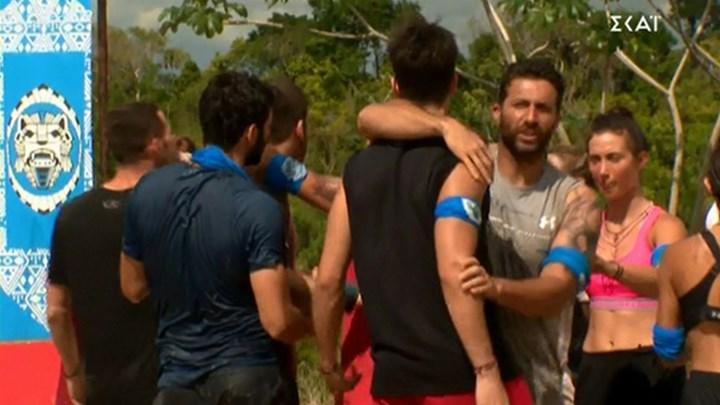 Ένταση στο Survivor – Παραλίγο να πιαστούν στα χέρια Έλληνες και Τούρκοι – ΒΙΝΤΕΟ