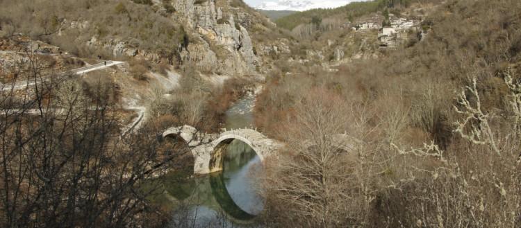 Το μοναδικό χωριό των Ιωαννίνων με τους κήπους και τα πιο όμορφα πέτρινα γεφύρια!