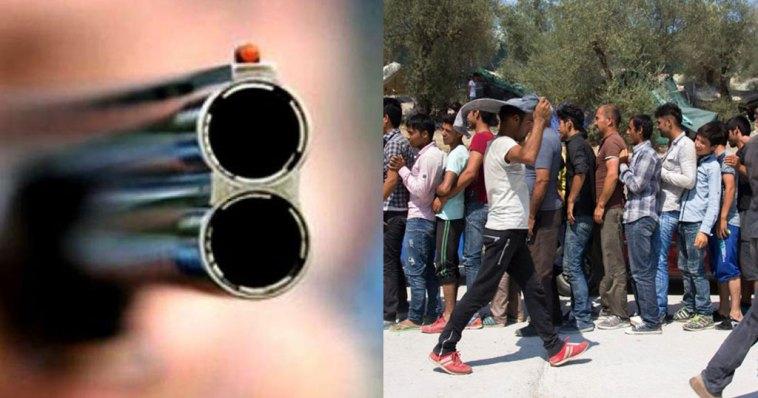 Έλληνας βοσκός πυροβόλησε μετανάστες γιατί του έκλεψαν τα πρόβατα