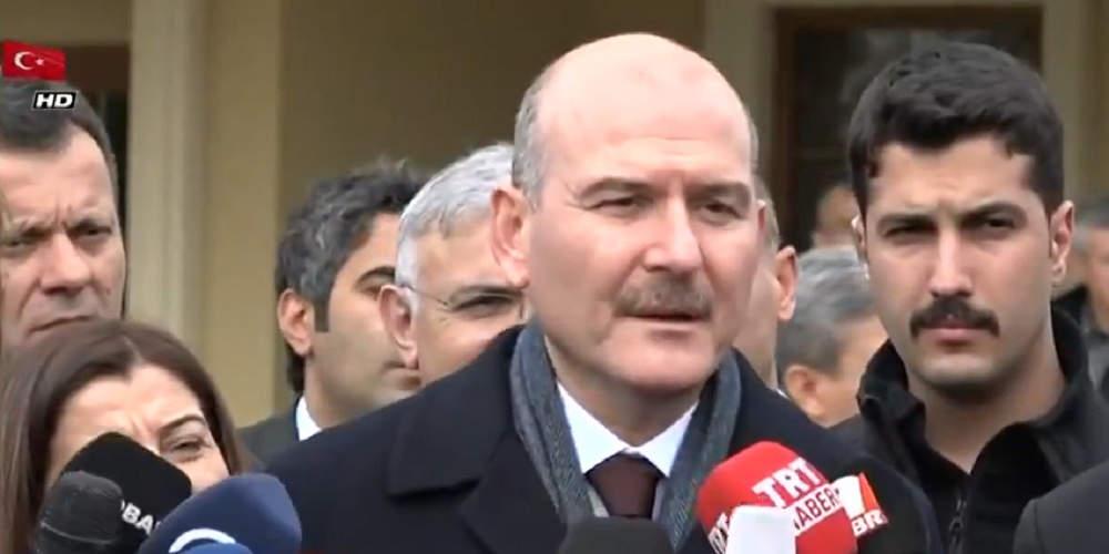 Έκτακτο – Ραγδαίες εξελίξεις στην Τουρκία: Παραιτήθηκε ο πανίσχυρος υπουργός Εσωτερικών του Ερντογάν