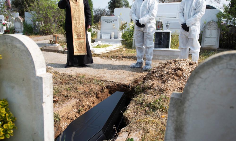 Ρόδος: 73χρονος εμφανίστηκε ζωντανός μετά την κηδεία του!ΣΕ ΚΑΤΑΣΤΑΣΗ ΣΟΚ ΟΙ ΣΥΓΓΕΝΕΙΣ!