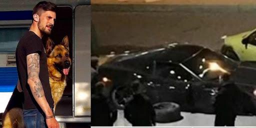 Για κακούργημα ο οδηγός της «Corvette» που σκότωσε και εγκατέλειψε τον 25χρόνο Νάσο