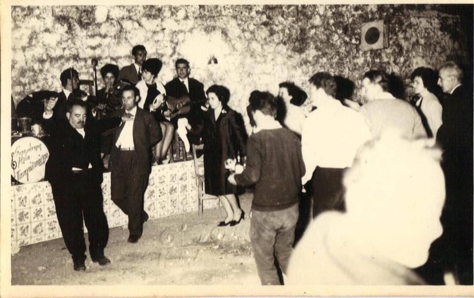 ΑΝΑΜΝΗΣΕΙΣ:Το Πανηγύρι του Αγ. Χριστοφόρου στον Μαχαιρά[φωτο]