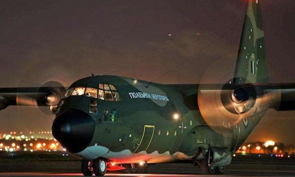 """Συναγερμός στην Ελευσίνα: Έσπασε ο ρηναίος τρόχος σε C-130 και ο στόλος των μεταγωγικών """"εκμηδενίζεται"""""""