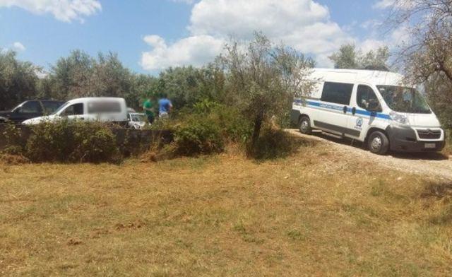 ΤΡΑΓΩΔΙΑ:Αγρότης αυτοκτόνησε στο χωράφι του με καραμπίνα!