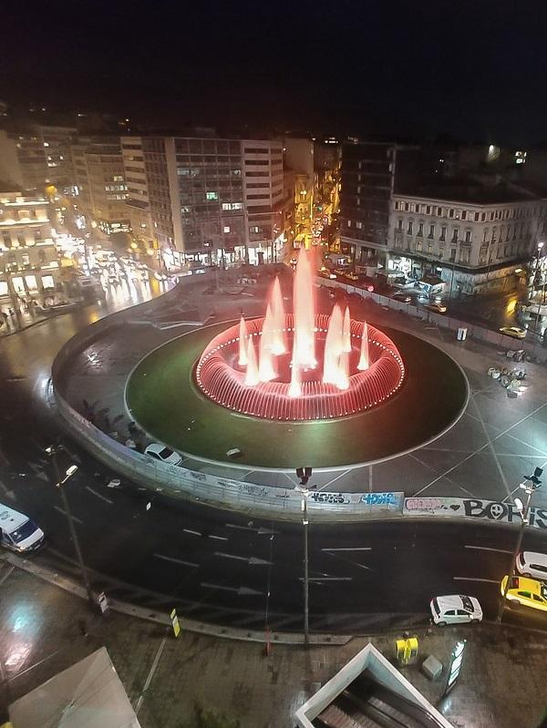 Παραδίδεται στους πολίτες η ΝΕΑ  πλατεία Ομονοίας