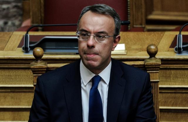 Ψυχρολουσία από Σταϊκούρα: «Η ανεργία θα αυξηθεί, το χρέος θα αυξηθεί, το μέσο διαθέσιμο εισόδημα των πολιτών θα συρρικνωθεί»