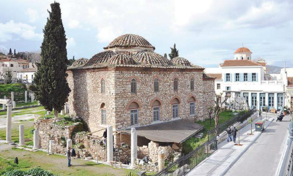 """Θέλουν ισλαμοποίηση της Ελλάδας οι Τούρκοι: """"Φτιάξτε τζαμί στην Αθήνα"""""""