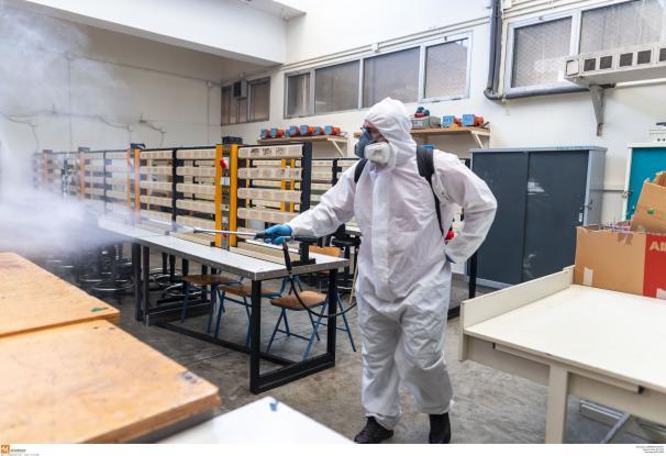 ΕΚΤΑΚΤΟ:97 νέα κρούσματα και 2 νέοι θάνατοι από κορωνοϊό