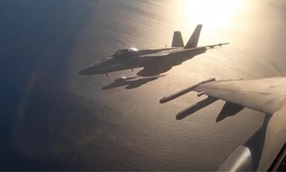 «Τρελάθηκαν» οι Αμερικανοί με την ακρίβεια των Ελλήνων πιλότων!ΔΕΙΤΕ ΤΟ ΒΙΝΤΕΟ!