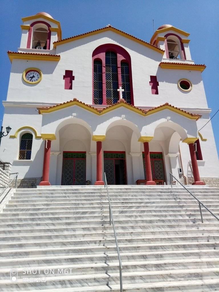 Θυρανοίξια TO ΣΑΒΒΑΤΟ του Ιερού Ναού Αγίου Ιωάννου Θεολόγου Φυτειών