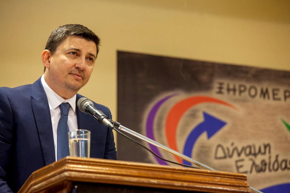 Δήμαρχος Ξηρομέρου: Το ύποπτο κρούσμα θεωρείται χαμηλού υγειονομικού κινδύνου, πάραυτα ακολουθούνται όλα τα απαραίτητα μέτρα.