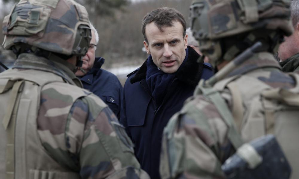 "EKTAKTO:Η Γαλλία τινάζει το ΝΑΤΟ στον ""αέρα"" – Αποχωρεί από τις περιπολίες της Συμμαχίας στη Μεσόγειο"