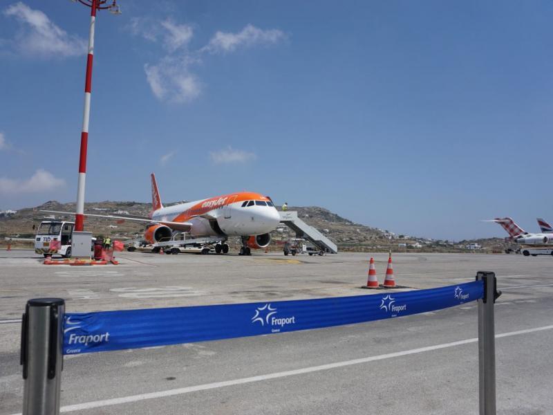 Αποζημίωση 175 εκ. ευρώ λόγω απώλειας τζίρου ζητάει η Fraport
