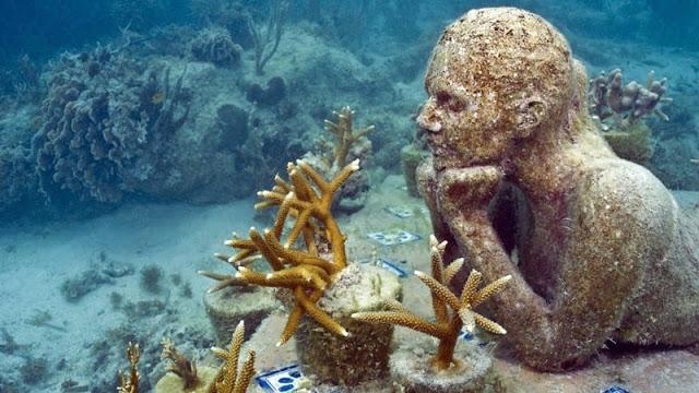 ΕΚΠΛΗΚΤΙΚΟ:Στην Αλόννησο ανοίγει τον Αύγουστο το πρώτο υποθαλάσσιο μουσείο στην Ελλάδα!