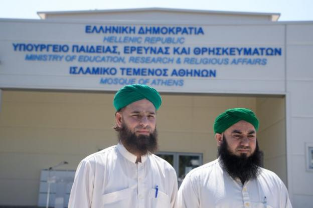 Τζαμί στην Αθήνα το Σεπτέμβριο – «Έξυπνος πατριωτισμός» λέει το Υπουργείο Παιδείας