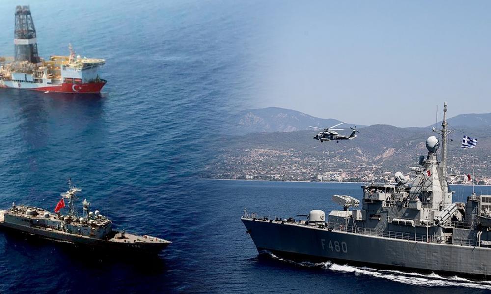 """""""Ζαλισμένοι"""" οι Τούρκοι από τη συμφωνία Ελλάδας-Αιγύπτου – Ερντογάν από Αγιά Σοφιά: """"Ξεκινάμε γεωτρήσεις, ενημέρωσα την Μέρκελ"""""""