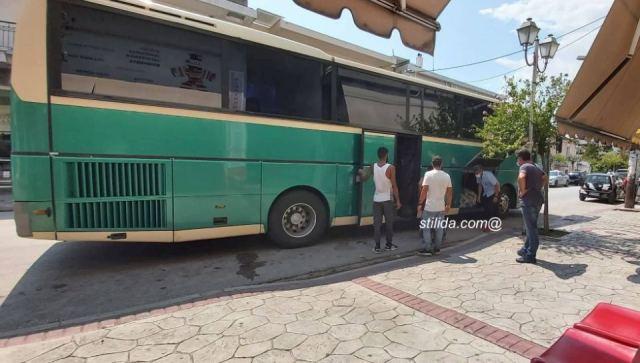 Ρομά απειλούν οδηγό ΚΤΕΛ – Δεν ήθελαν να βάλουν μάσκα – ΒΙΝΤΕΟ