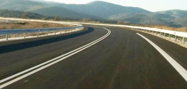 Συντήρηση επαρχιακών οδών στο οδικό δίκτυο του Ξηρομέρου