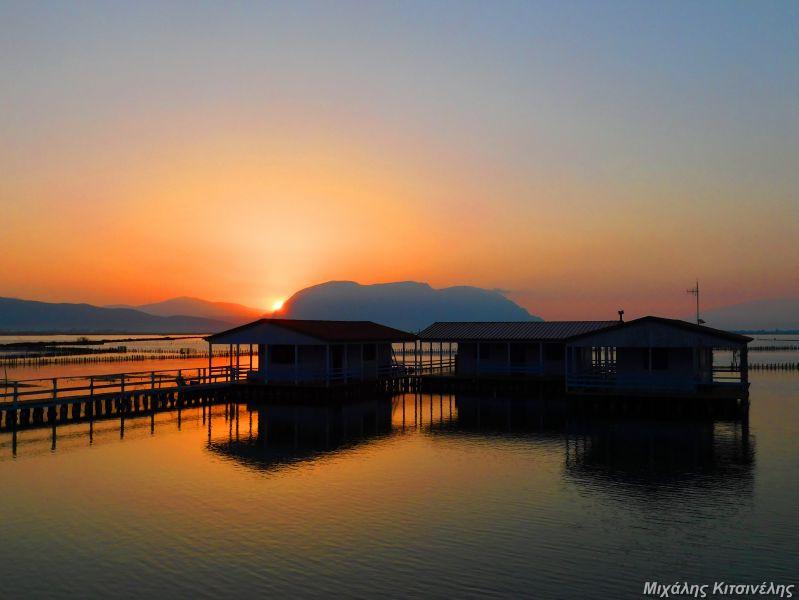 Μαγευτικά ηλιοβασιλέματα στην Αιτωλοακαρνανία με το φακό του ΜΙΧΑΛΗ ΚΙΤΣΙΝΕΛΗ!