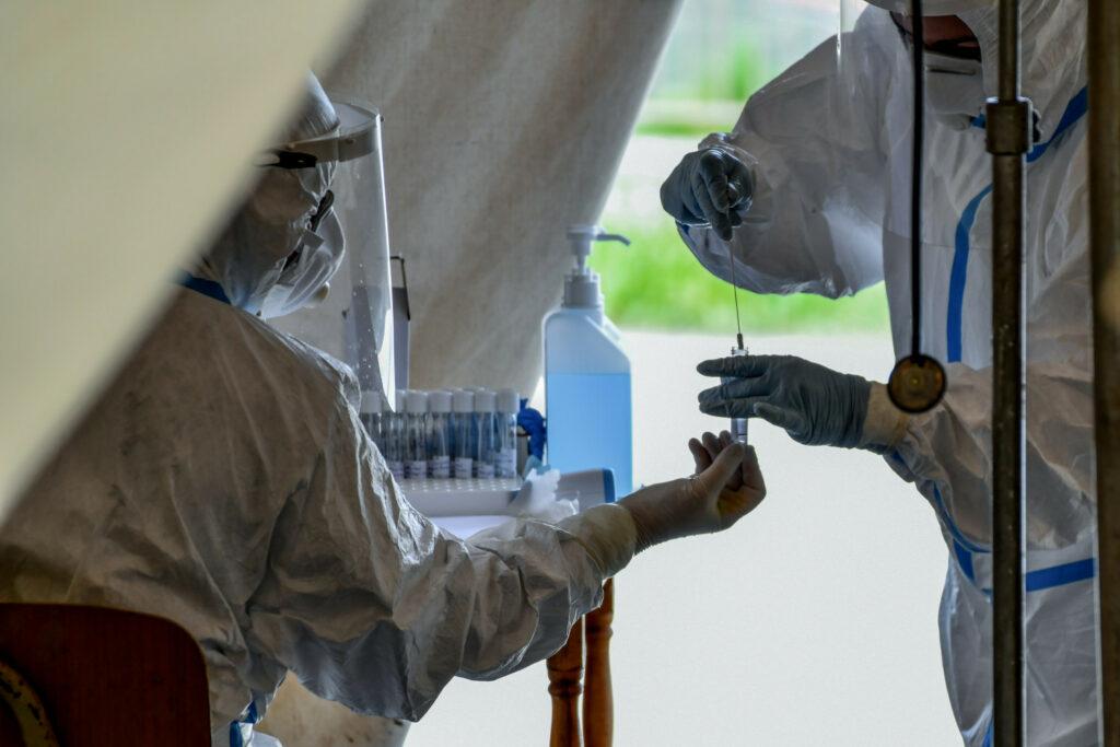 SOS:Κίνδυνος διασποράς του ιού σε χωριό του Ξηρομέρου