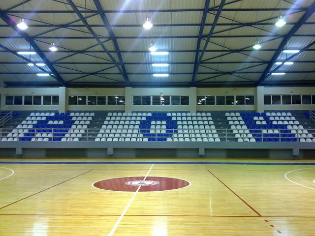 Ημέρες παραχώρησης είναι η Τρίτη και η Παρασκευή για τους δημότες του Δήμου-Ακτίου Βόνιτσας στο Κλειστό Γυμναστήριο- ΔΑΚ.