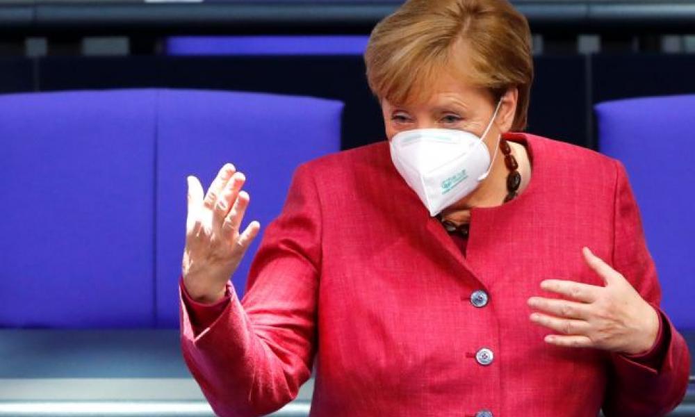 ΕΚΤΑΚΤΟ:Η Μέρκελ Καλεί όλη την Ευρώπη σε lockdown