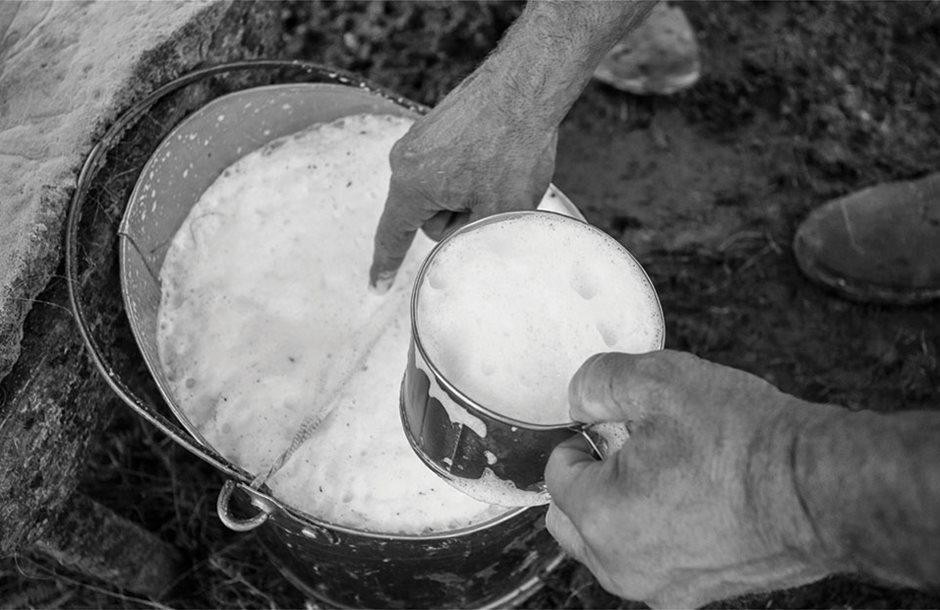 Τυριά από βουνίσιο γάλα και με κοινή επωνυμία φέρνουν οι Ηπειρώτες μετακινούμενοι