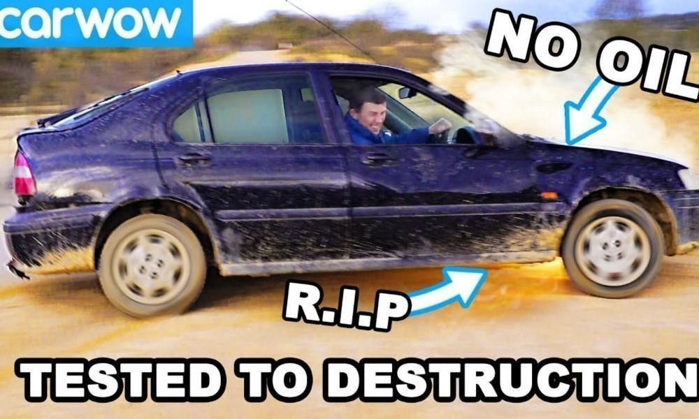 Πόσο αντέχει ένας κινητήρας χωρίς λάδι -Δείτε το βίντεο με Ford Focus, Honda Civic και Peugeot 206