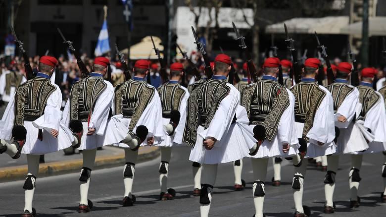 Δύο χρόνια φυλάκιση σε όποιον Έλληνα θελήσει να παρελάσει για να τιμήσει την 28η Οκτωβρίου!