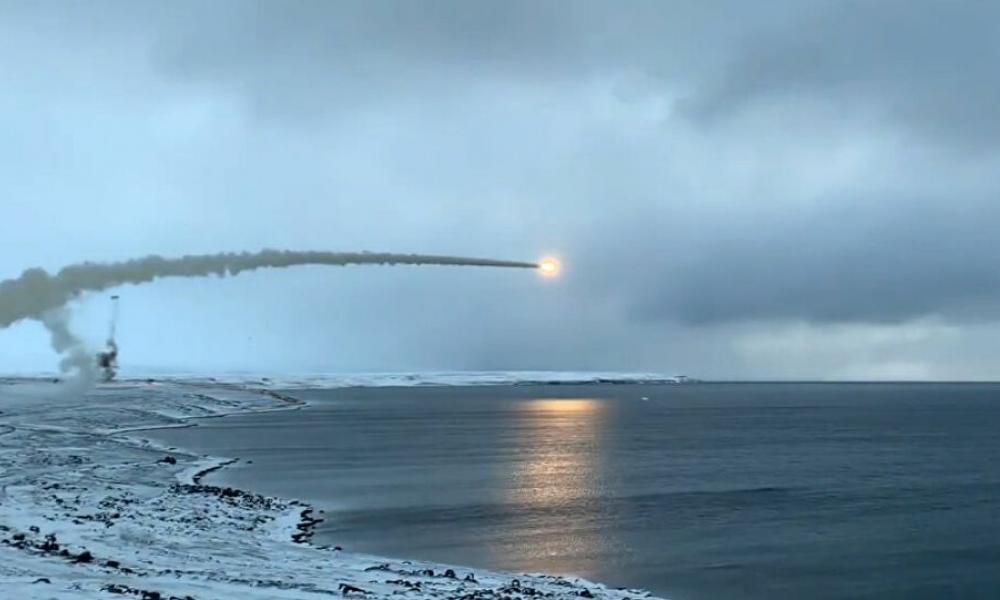 Η ΕΝΤΥΠΩΣΙΑΚΗ πρώτη εκτόξευση του ρωσικού πυραύλου Onyx[ΒΙΝΤΕΟ]