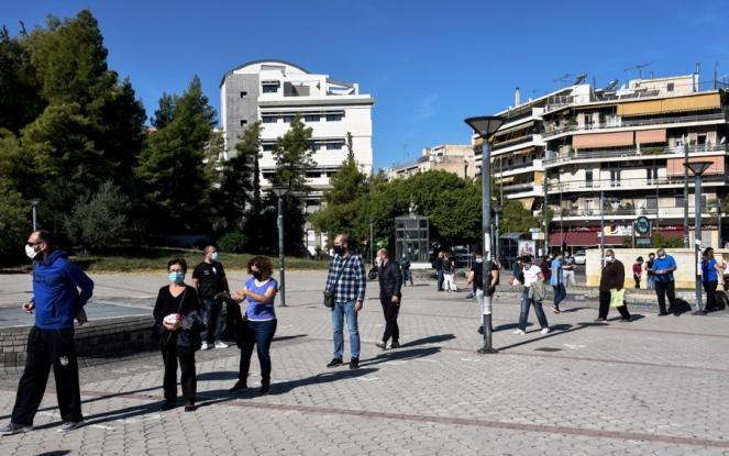 ΣΟΚ:Τα λύματα της Αττικής δείχνουν 60.000 κρούσματα