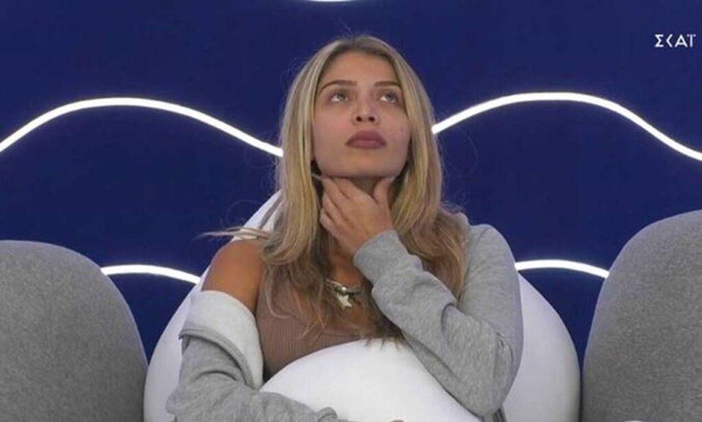 Σάλος με προκλητικό πλάνο στο Big Brother- Έδειξαν παίκτρια γυμνόστηθη (φωτο)