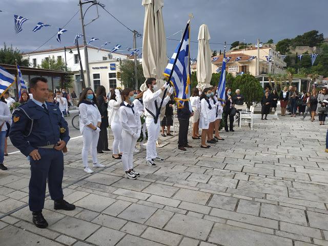 Λιτός ο εορτασμός της  28ης Οκτωβρίου στη ΒΟΝΙΤΣΑ