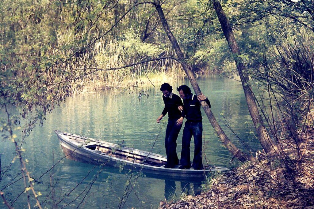 """""""Η ΖΟΥΓΚΛΑ"""" ΤΟΥ ΑΧΕΛΩΟΥ :Πριν γίνει το φράγμα της Στράτου στον ποταμό Αχελώο!"""