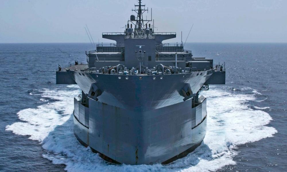 Το USS Hershel στο λιμάνι του Αστακού – Κομβικό σημείο η Ελλάδα για τα σχέδια των ΗΠΑ