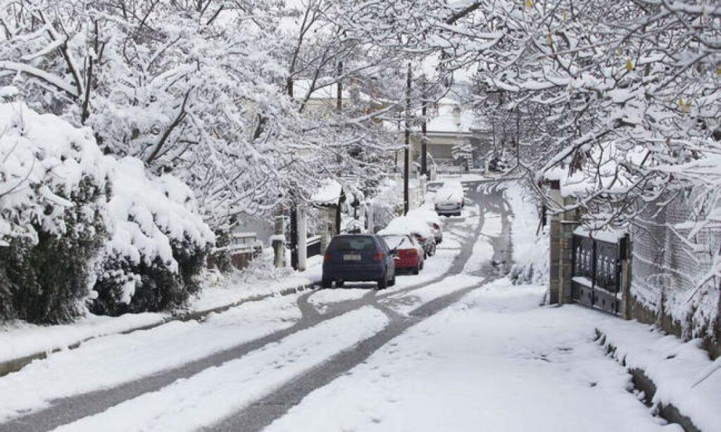 ΕΚΤΑΚΤΟ:Αντι για βροχές έρχονται χιόνια σύμφωνα με τον ΑΡΝΑΟΥΤΟΓΛΟΥ!