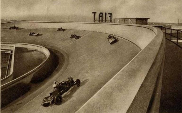 Το θρυλικό εργοστάσιο της Fiat με την  οβάλ πίστα δοκιμών που έβγαλε περισσότερα απο 80 μοντέλα!