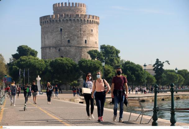 Θεσσαλονίκη: Καθολικό lockdown -Επιστρέφουν τα sms