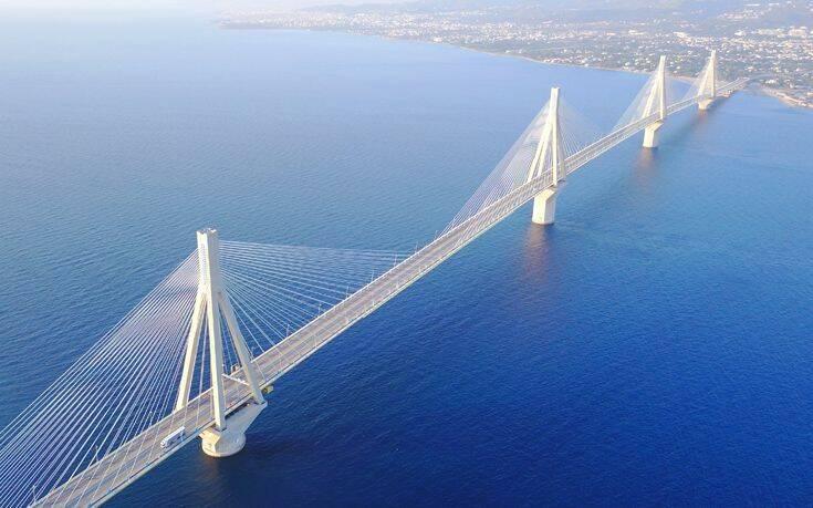 Γέφυρα Ρίου – Αντιρρίου: Πέντε πράγματα  ΠΟΥ ΔΕΝ γνωρίζετε για αυτό το σπουδαίο έργο