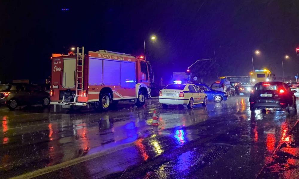 ΕΚΤΑΚΤΟ:Σκοτώθηκε γνωστή παρουσιάστρια σε τροχαίο στη Θεσσαλονίκη!