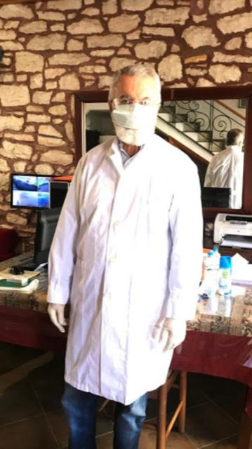 Παναγιώτης Στάικος : έκκληση σε όλους τους Υγειονομικούς του Δημόσιου ,αλλά και του Ιδιωτικού τομέα να συμμετάσχουμε εθελοντικά στον εμβολιασμό των κατοίκων για τον COVID- Sars 19.