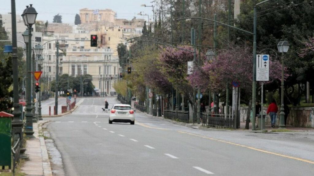 Ρεβεγιόν ήταν και πάει… Αδύνατη η μετακίνηση των πολιτών, παραμένει «ακλόνητη» η απαγόρευση κυκλοφορίας