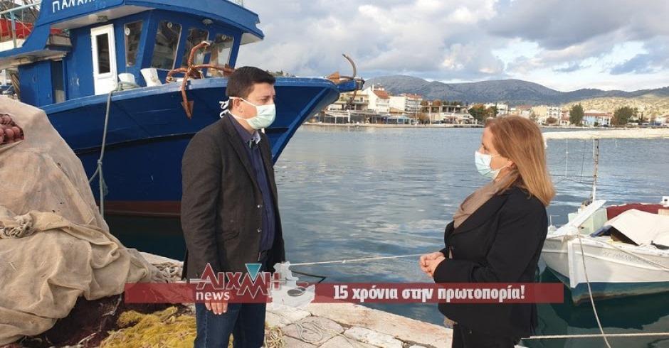Ο Δήμαρχος Γιάννης ΤΡΙΑΝΤΑΦΥΛΛΑΚΗΣ  μιλάει για όλα τα θέματα που αφορούν στον Δήμο Ξηρομέρου στην συνέντευξη που παραχώρησε στο ΑΙΧΜΗ TV