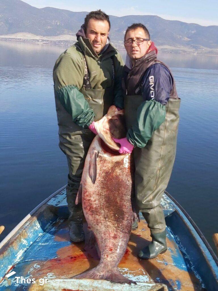 Απίστευτη ψαριά για δύο αδέρφια,δεν πίστευαν στα μάτια τους!
