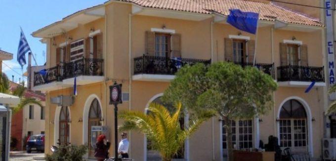 Δήμος Ακτίου Βόνιτσας : «Κατεπείγουσα αποκατάσταση Πρανούς στη θέση « Όχθια» Παλαίρου ».